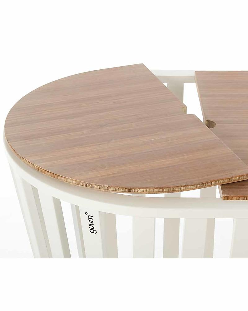 Guum Barcelona Coverguum, Bamboo U2013 Lid To Covert Miniguum Crib In Coffee  Table Or Toy