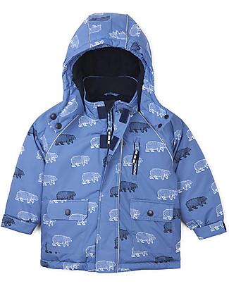 Hatley Baby Snow Suit Set, Band of Bears Coats