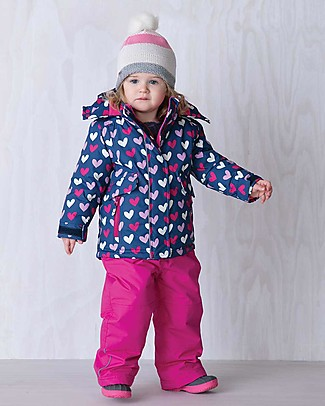 Hatley Baby Snow Suit Set, Hearts  Coats