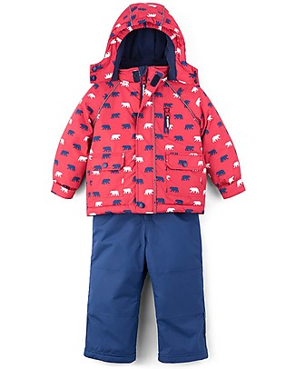 Hatley Baby Snow Suit Set, Polar Bear Coats