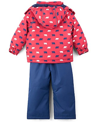 Hatley Baby Snow Suit Set, Polar Bear Snowsuits