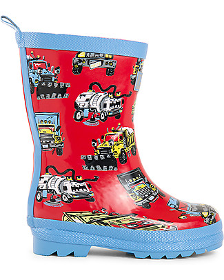Hatley Boy Rain Boots, Monster Truck Wellies