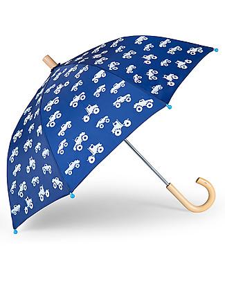 Hatley Colour Changing Boy Umbrella - Monster Truck Umbrellas