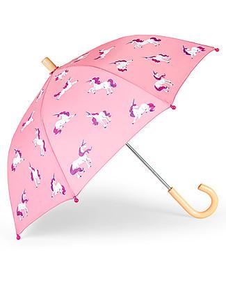 Hatley Colour Changing Girl Umbrella - Unicorn Umbrellas