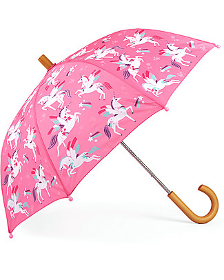 Hatley Girls Umbrella - Winged Unicorns Umbrellas