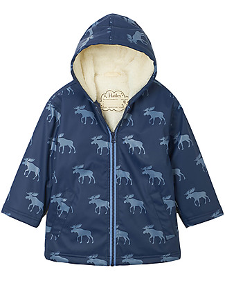 Hatley Sherpa Lined Splash Jacket - Moose Jackets