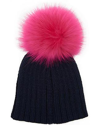 Hatley Winter Hat - Pink PomPom Winter Hats