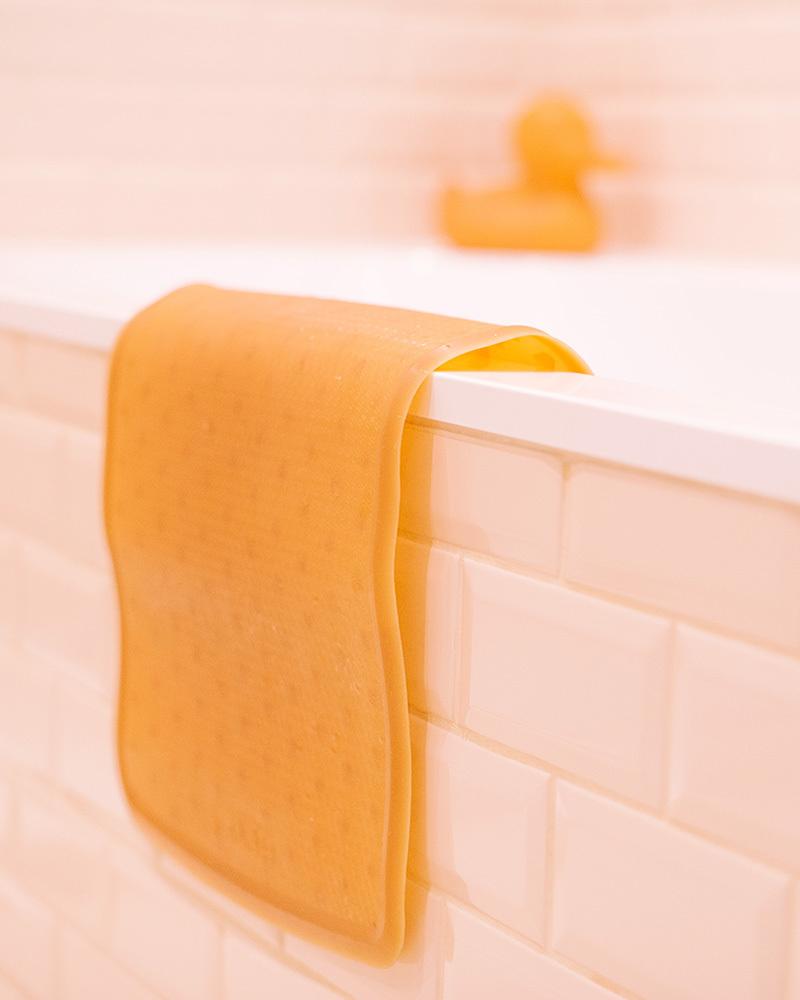 Hevea Bath Mat Raw Material Rubber Unisex Bambini