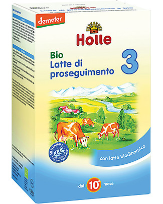 Holle Organic Infant Growing-up Milk 2 - From 10 to 12 months approx. Organic Formula Milk