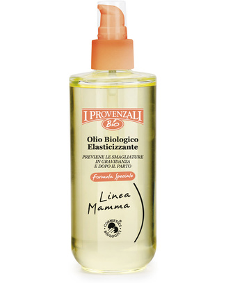 I Provenzali Organic Mama Stretch Mark Oil - Effective, Relaxing and 100% Natural Body Lotions And Oils