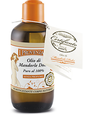 I Provenzali Sweet Almond Oil, 250 ml – Pure 100% oil Body Lotions And Oils