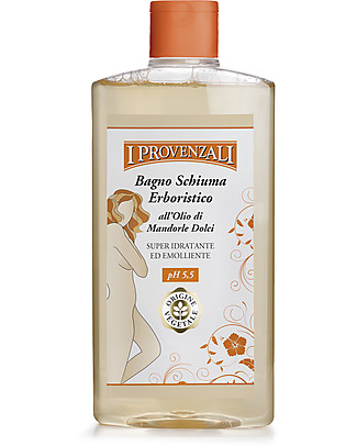 I Provenzali Sweet Almond Oil Herbal Shower Gel, 400 ml Shampoos And Baby Bath Wash