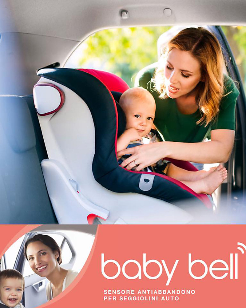 Italbell - Baby Bell Baby Bell, Anti-Abandonment Device for Car