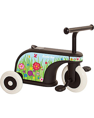 Italtrike La Cosa 2, Outdoor Tricycle, Flower Rides On