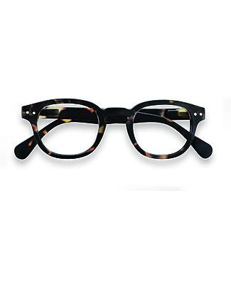 Izipizi Kids screen protective glasses, Screen Junior #C, Tortoise - from 4 to 10 years Sunglasses