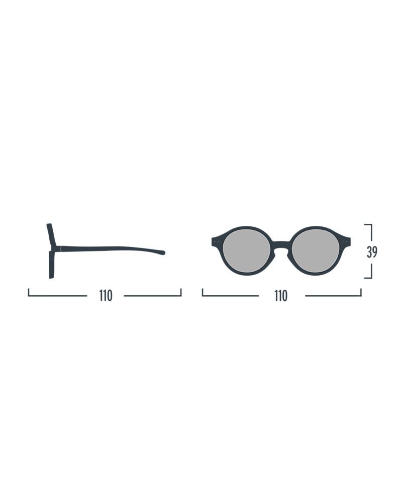14f1e740b Izipizi Sun Kids, Marine Blue - Kids sun glasses 12-36 months Sunglasses