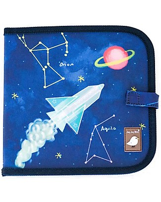 Jaq Jaq Bird Chalk-Color-It - Space Creative Toys