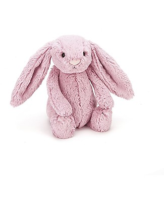 JellyCat Bashful Bunny Soft Toy, Tulip (Medium) - 31 cm - Cute and funny null
