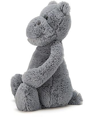 JellyCat Bashful Hippo Soft Toy - 31 cm - Cute and funny Soft Toys