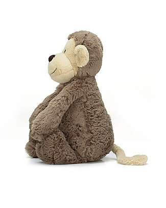 JellyCat Bashful Monkey Soft Toy - 31 cm - Cute and funny Soft Toys