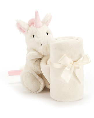 JellyCat Bashful Unicorn Soother - Sweet and soft! Soft Toys