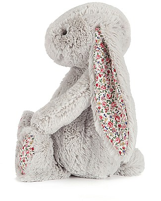 JellyCat Blossom Silver Bunny Soft Toy - 31 cm - Cute and sweet Soft Toys