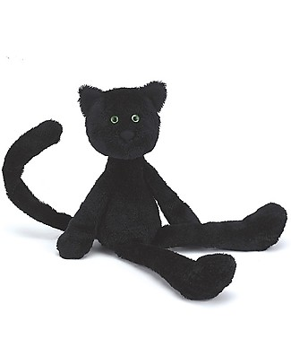 JellyCat Casper Cat Soft Toy - 38 cm- Cute and funny Soft Toys