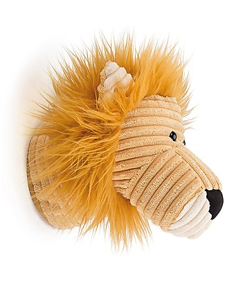 JellyCat Cordy Roy Lion Wall Hanging - Original and funny Room Decorations