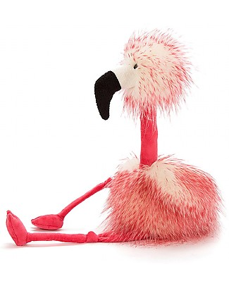 JellyCat Flora Flamingo Soft Toy - 49 cm - Cute and funny Soft Toys