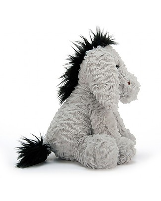 JellyCat Fuddlewuddle Donkey - 23 cm - Soft and funny Soft Toys