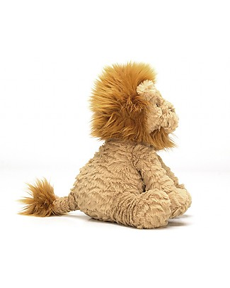 JellyCat Fuddlewuddle Lion - 23 cm - Soft and funny! Soft Toys