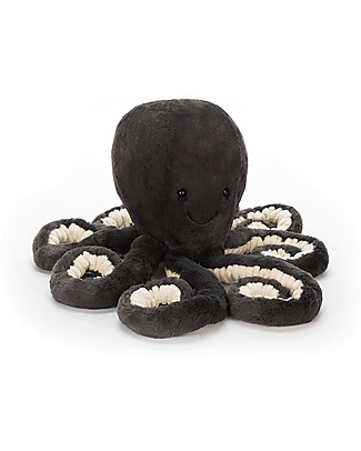 JellyCat Inky Octopus Soft Toy - 49 cm - Cute and funny Soft Toys