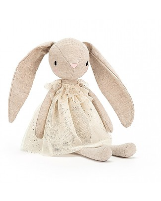 JellyCat Jolie Rabbit Soft Toy - 30 cm - Soft and funny! null