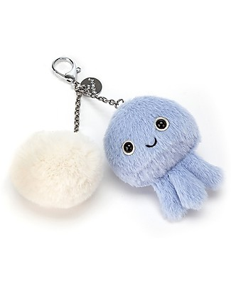 JellyCat Kutie Pops Jellyfish Bag Charm Key Rings
