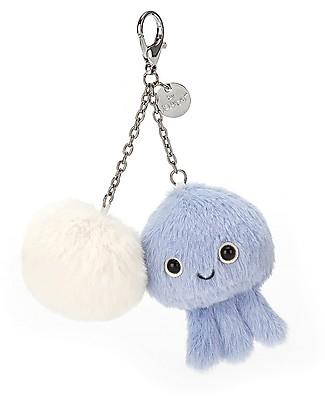 JellyCat Kutie Pops Jellyfish Bag Charm Key Rings