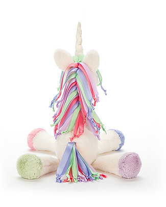 JellyCat Lollopylou Chime - 29 cm - Play a gentle melody! Teethers