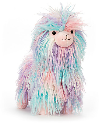 JellyCat Lovely Llama Little Soft Toy - 20 cm - Soft and funny! Soft Toys