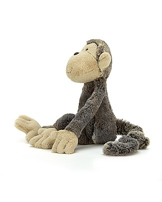 JellyCat Mattie Monkey Soft Toy - 42 cm - Cute and funny Soft Toys