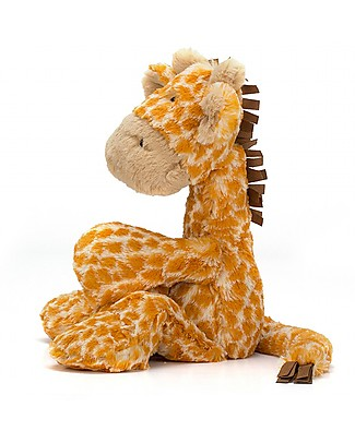 JellyCat Merryday Giraffe Soft Toy -  41 cm - Cute and funny Soft Toys