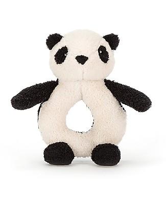 JellyCat Pippet Panda Grabber - Super soft! Teethers