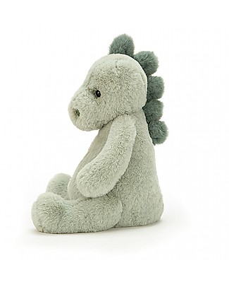 JellyCat Puffles Dino Small Soft Toy - 19 cm - Soft and sweet Soft Toys