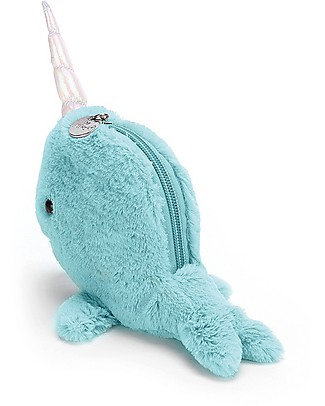 JellyCat Seas  The  Day  Aqua  Coin  Purse Purses