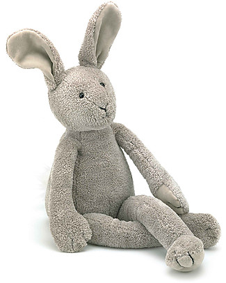 JellyCat Slackajack Bunny Soft Toy - 33 cm - Cute and funny Soft Toys
