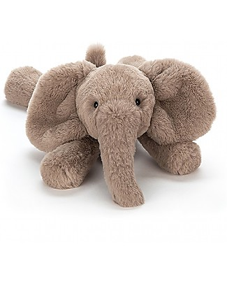 JellyCat Smudge Elephant Soft Toy - 34 cm - Soft and funny! Soft Toys