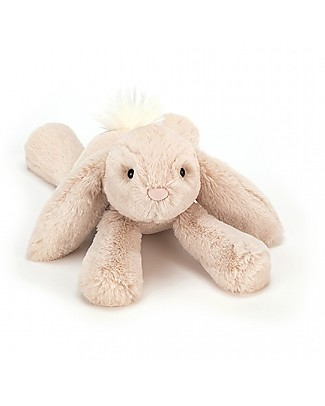 JellyCat Smudge Rabbit Soft Toy - 34 cm - Soft and funny! null