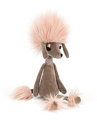 JellyCat Swellegant Penelope Poddle Soft Toy - 38 cm - Soft and funny! Soft Toys