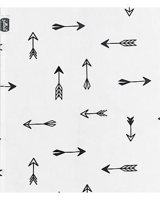 Jollein Sheet Set Indians Arrow - 120x150 cm - 100% cotton Bed Sheets