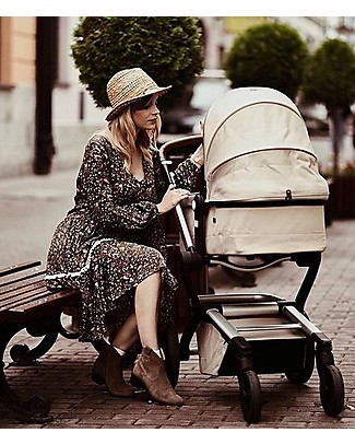 Joolz Day³ Earth Travel System, Camel Beige - Pram + Pushchair Travel Systems