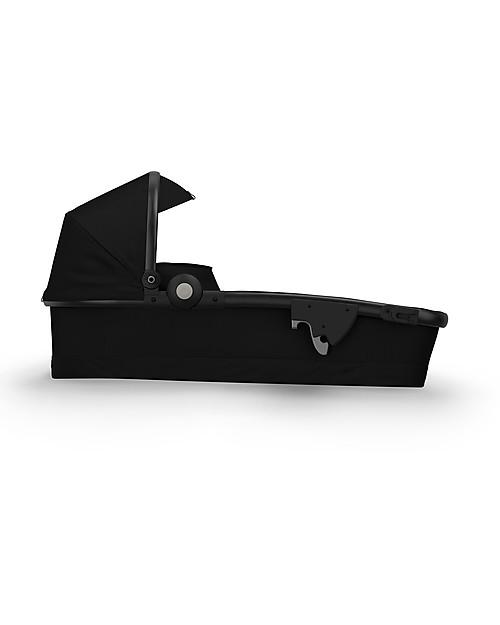 Joolz Geo Studio Lower Cot Expandable Tandem Seat Noir Black