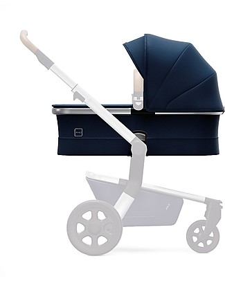 Joolz Hub Earth Pram, Parrot Blue - Ergonomic and Spacious! Pushchairs